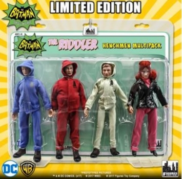 Batman Classic TV Series Goon Figures 4