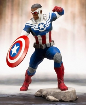 Marvel Captain America Sam Wilson 2