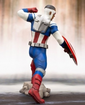 Marvel Captain America Sam Wilson 3