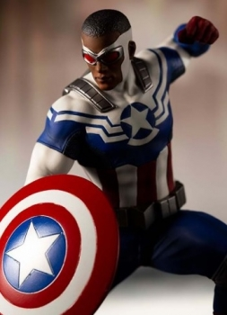 Marvel Captain America Sam Wilson 5