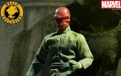 Classic Red Skull 2