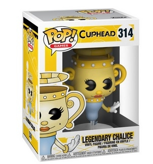 Pop Figures Cuphead 3