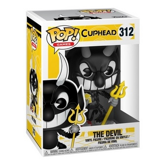 Pop Figures Cuphead 4