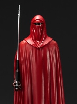 STAR WARS EMPEROR PALPATINE ROYAL GUARD ARTFX+ 3