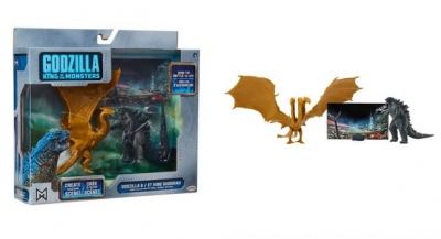 Godzilla King of the Monsters Figures 4