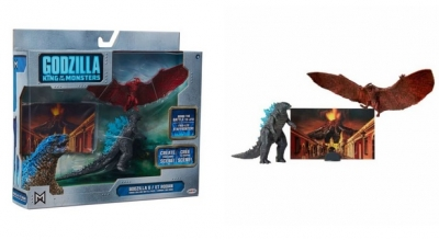 Godzilla King of the Monsters Figures 5