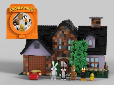 LEGO-Ideas-Bugs-Bunnys-House-2