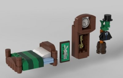 LEGO-Ideas-Bugs-Bunnys-House-6
