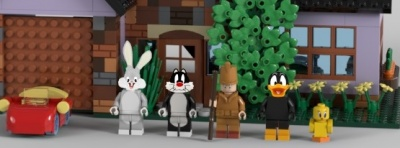 LEGO-Ideas-Bugs-Bunnys-House