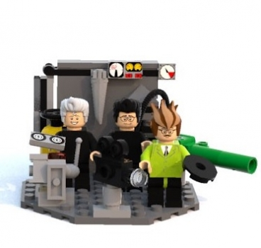 LEGO Ideas Mystery Science Theater 3000 3