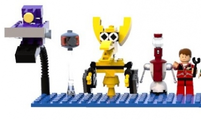 LEGO Ideas Mystery Science Theater 3000 4