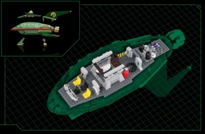 LEGO-Ideas-Planet-Express-Delivery-Ship-3