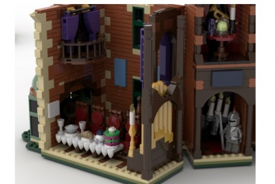 LEGO-Ideas-The-Haunted-Mansion-4
