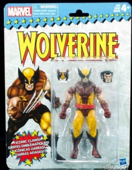 Hasbro Marvel Legends Vintage Series 3