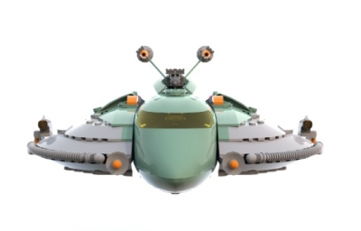 LEGO-Ideas-Retroi-Space-Heros-Spaceship-5