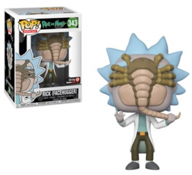 Rick and Morty Pop Figures 6