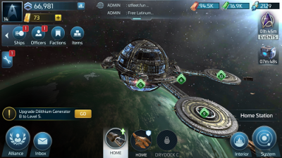 Star Trek Fleet Commaned 2