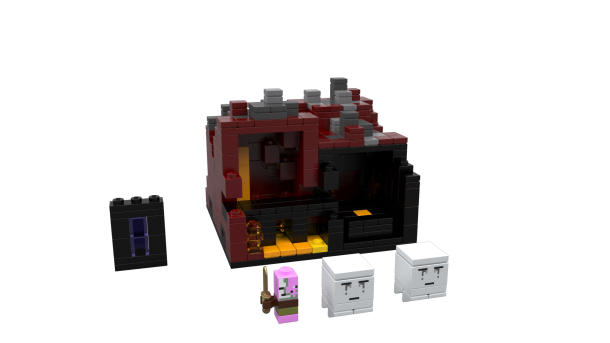 New Lego Minecraft Sets Coming