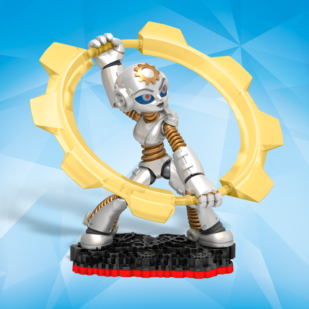 Don't Miss out on the Pre-Order of Gearshift from Skylander Trap Team