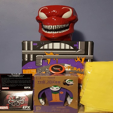 August Loot Crate Villains 2 Hits The Mark