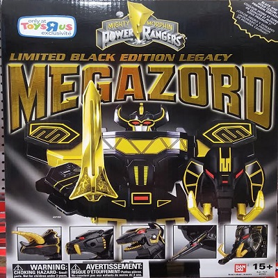 Power Rangers Dark Legacy Megazord