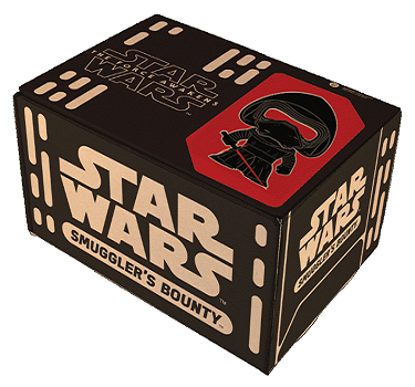 Star Wars Subscription Service Smuggler's Bounty Coming Soon