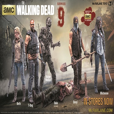mcfarlane walking dead series 9 figures means to an end