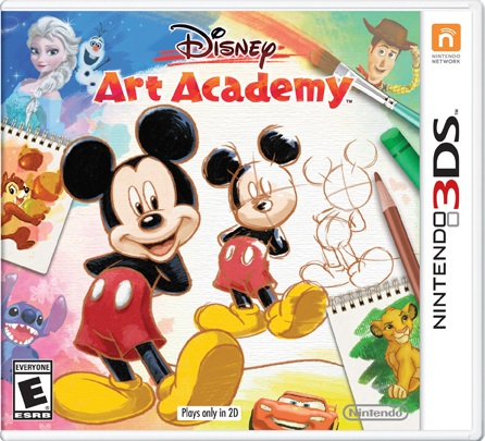 Disney Art Academy Teaches You To Draw Your Favorite The Toy Locker