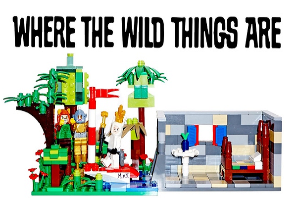 LEGO Ideas: Where the Wild Things Are