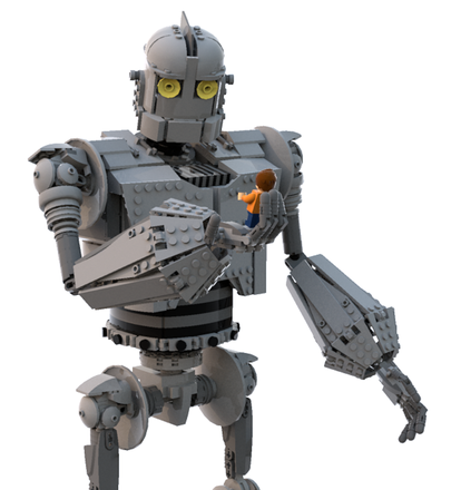 LEGO Ideas: The Iron Giant