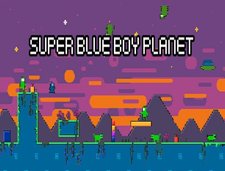 Super Boy Blue Planet is Unexpected Fun