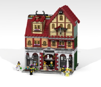 LEGO Ideas: Magic Shop