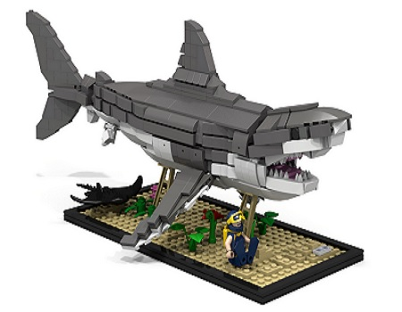 LEGO Ideas: Great White Shark