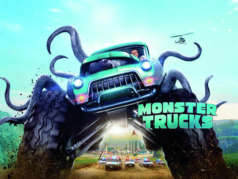 Monster Trucks Review: Not Sure If Anyone Cared