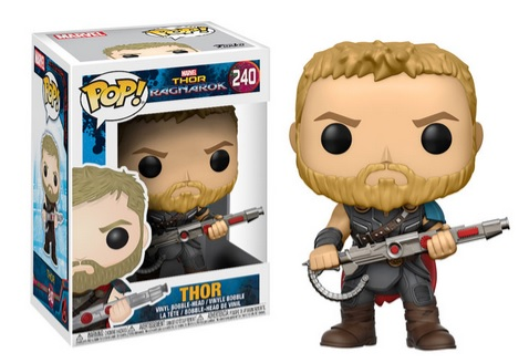 Thor Ragnarok Pop Figures Coming In August