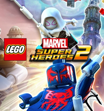 First Look: LEGO Marvel Super Heroes 2