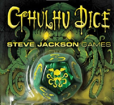 Let Cthulhu Dice Game Drive You Mad