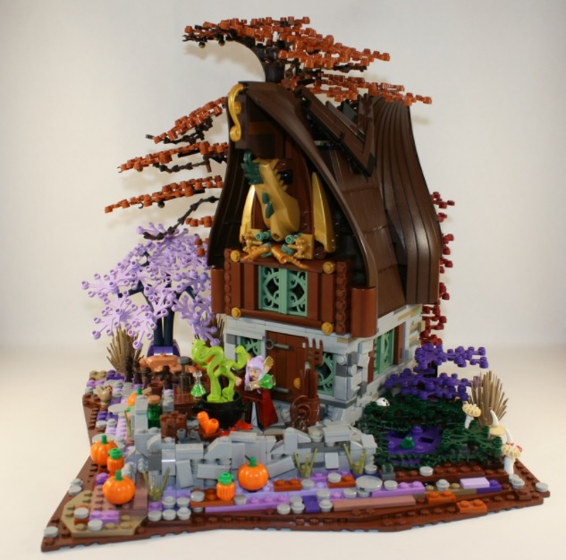 LEGO Ideas: The Elf Witch Cottage