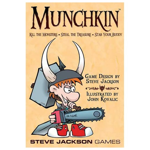 Munchkin Game Going Digital