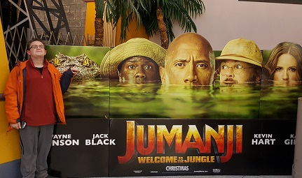 Jumanji Welcome to the Jungle Review: Better Than Expected.