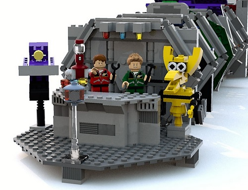 LEGO Ideas: Mystery Science Theater 3000