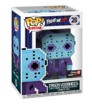 New Pop 8-Bit Horror Figures Coming Soon