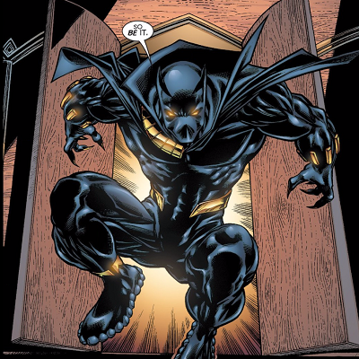 Hero of the Month: Black Panther