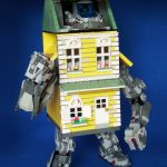 Mecha Townhouse