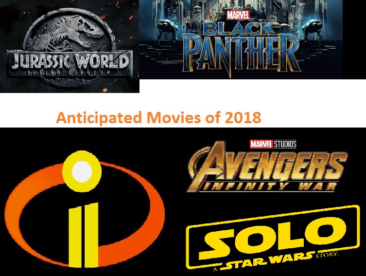 Our Most Anticipated Movies of 2018