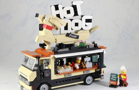 LEGO Ideas: Hot Dog Truck
