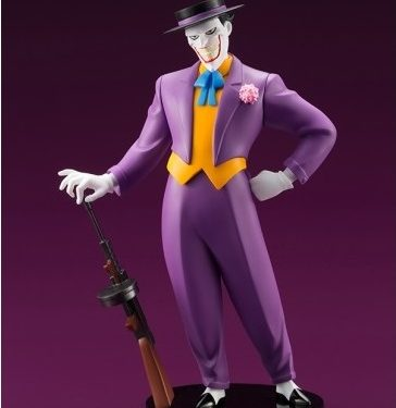 The Batman Animated Series Joker ARTFX+ Statue is Perfect