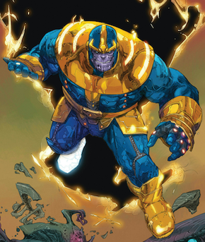 Villain of the Month: Thanos