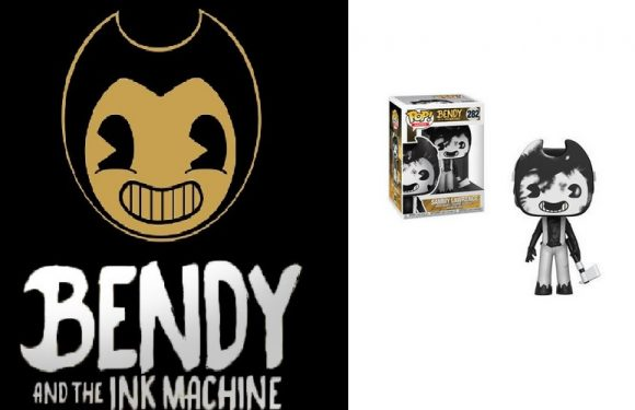 Bendy Wave 2 Pop Figures are Out