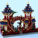 LEGO Ideas Chinese Gardens